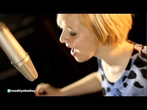 Is Anybody Out There? - Madilyn Bailey and Corey Gray - Official Acoustic Music Video - on iTunes