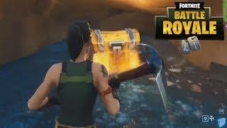 Lots of Strange Things Were Talked About... - Fortnite BR Funny Moments w/Chaos Core