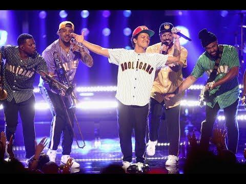 Bruno Mars - 'Perm' BET AWARDS 2017 LIVE (REACTION)