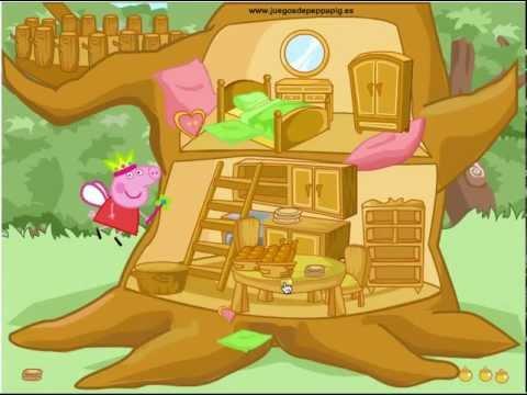 Juego casa del rbol de peppa youtube - Peppa pig la casa del arbol ...