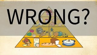 Healthy Food Pyramid - corrections!