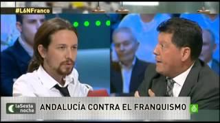 Alfonso Rojo pierde los papeles cuando Pablo Iglesias le recuerda algo thumbnail
