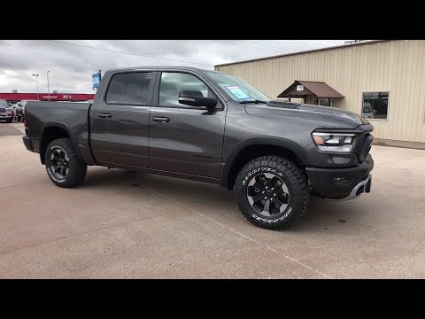 2020 Ram 1500 Great Falls, Helena, Havre and Lewistown, ID LN118687