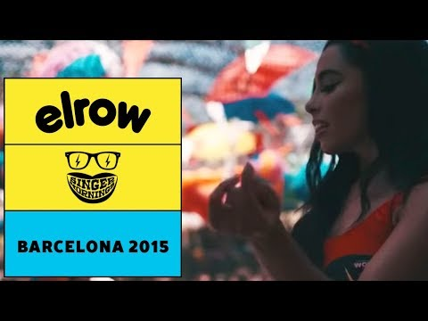 elrow Barcelona - Singermorning off week 2015