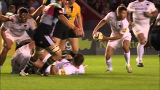 PERFECT LEGAL TACKLES - Aviva Premiership 14/15