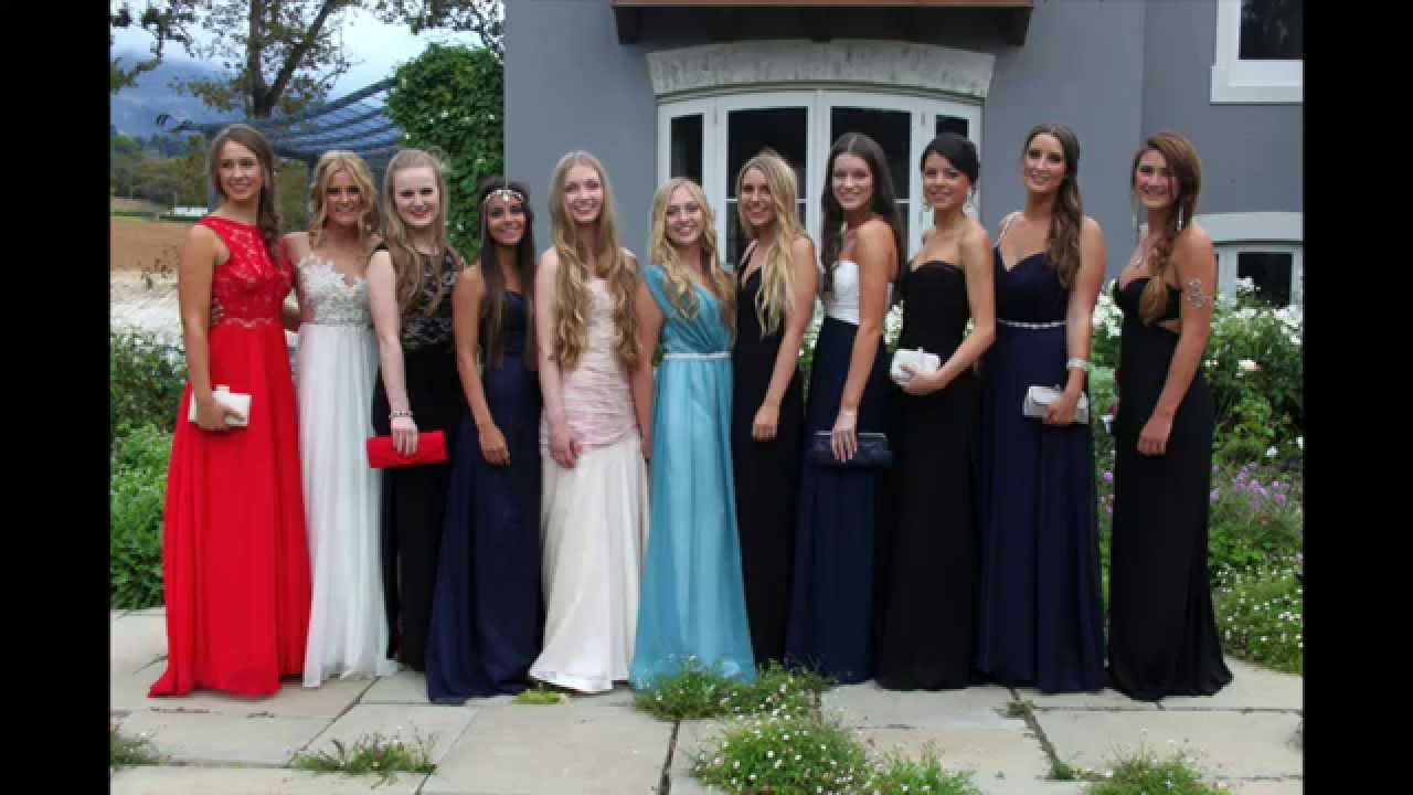 Matric Dance Photos