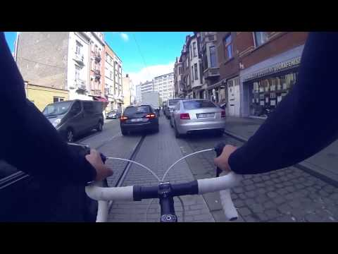 Cycling in Brussels