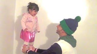 baby handstand challenge asavlogsundays week 15