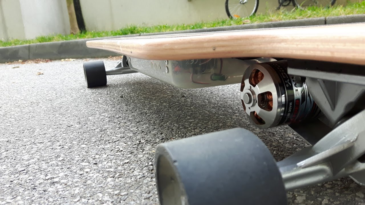 Diy Electric Longboard Croatia Youtube