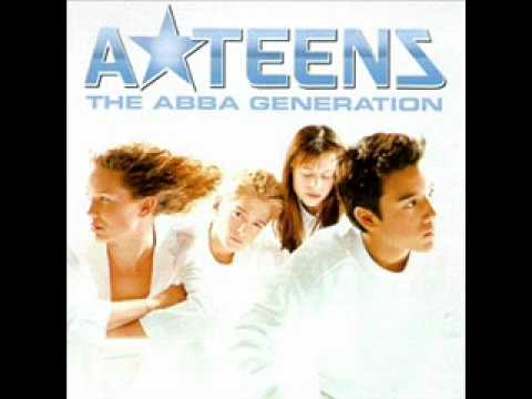 A*Teens-Lay All Your Love On Me