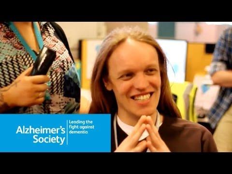 Steve's Head Shave - Alzheimer's Society