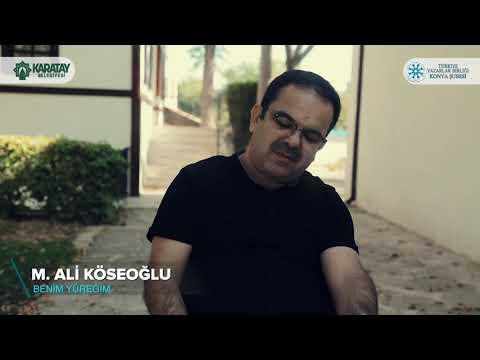 M. Ali Köseoğlu'dan 'Benim Yüreğim'