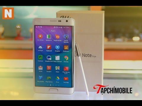 Hướng dẫn kiểm tra test máy Samsung galaxy Note Edge au nhật bản chi tiết