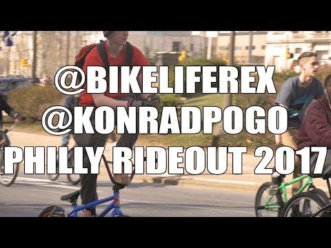@BIKELIFEREX X @KONRADPOGO PHILLY RIDEOUT 2017