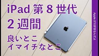 """Air 4発売前に知っておきたい!iPad 第8世代の良いとこ/イマイチなとこ・2週間使用後にiPad Pro 11""""& mini 5ユーザー目線レビュー"""