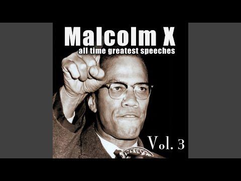 Mhenga Malcolm X: Harvard Law Forum [1964]