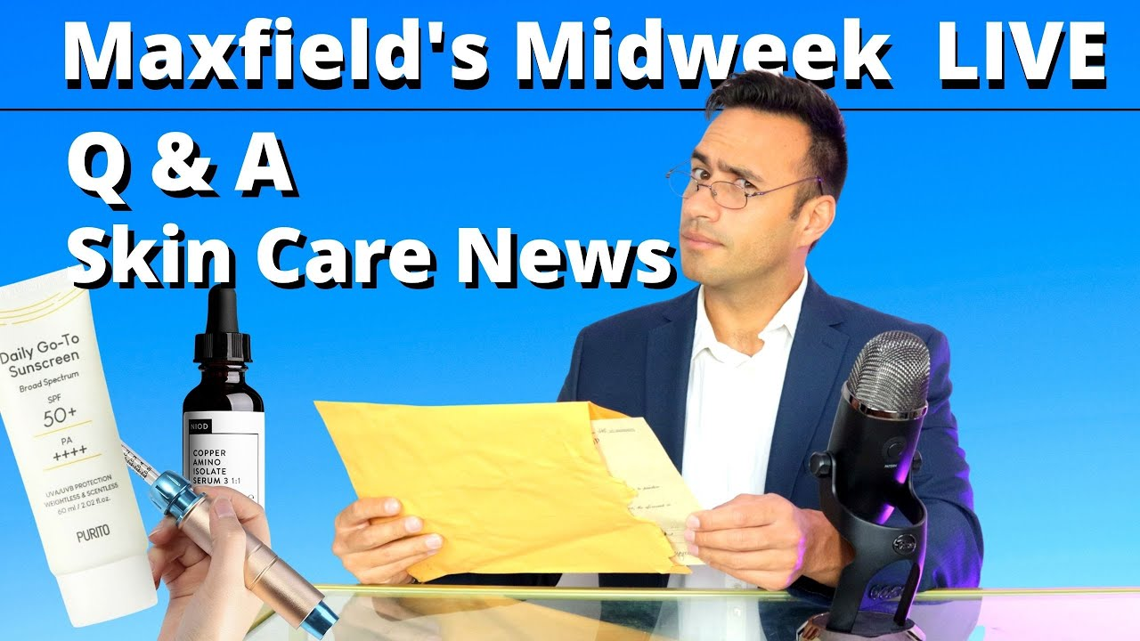 Dr Maxfield's Mid Week Live