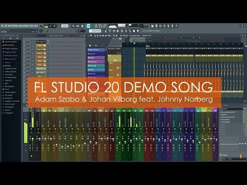 Knock Me Out - Adam Szabo, Johan Vilborg  & Johnny Norberg | FL Studio 20