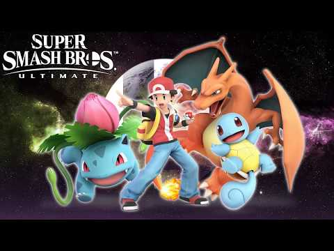Super Smash Bros Ultimate - Pokémon Trainer Early Breakdown