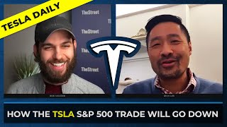 Explained: <b>TSLA's</b> S&P 500 Inclusion w/ Rich Lee: Head of ETF ...