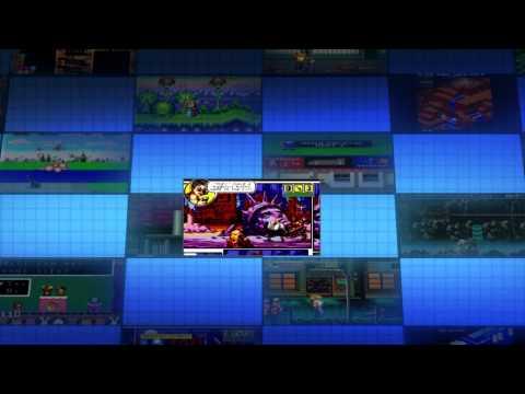 Sega Mega Drive Ultimate Collection Intro