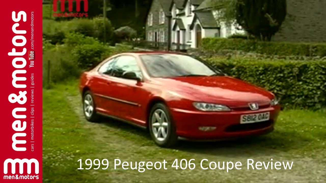 1999 peugeot 406 coupe review richard hammond youtube. Black Bedroom Furniture Sets. Home Design Ideas