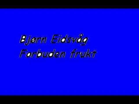 Bjørn Eidsvåg Forbuden frukt
