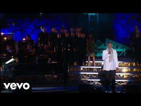 Andrea Bocelli  Bellissime Stelle  Live From Teatro Del Silenzio, Italy  2007