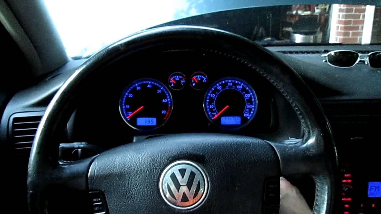 2003 vw passat v6 atq electrical bug youtube for Interieur new beetle