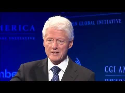 Bill Clinton: Why Are We Leaving This Money Overseas?