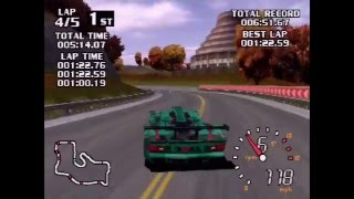 World Driver Championship Playthrough (Actual N64 Capture) - Part 17