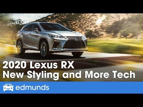 2020 Lexus RX 350 And RX 450h - RX Lineup First Look