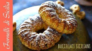 BUCCELLATI - Il dolce tipico del Natale Siciliano - The typical dessert of Sicilian Christmas -
