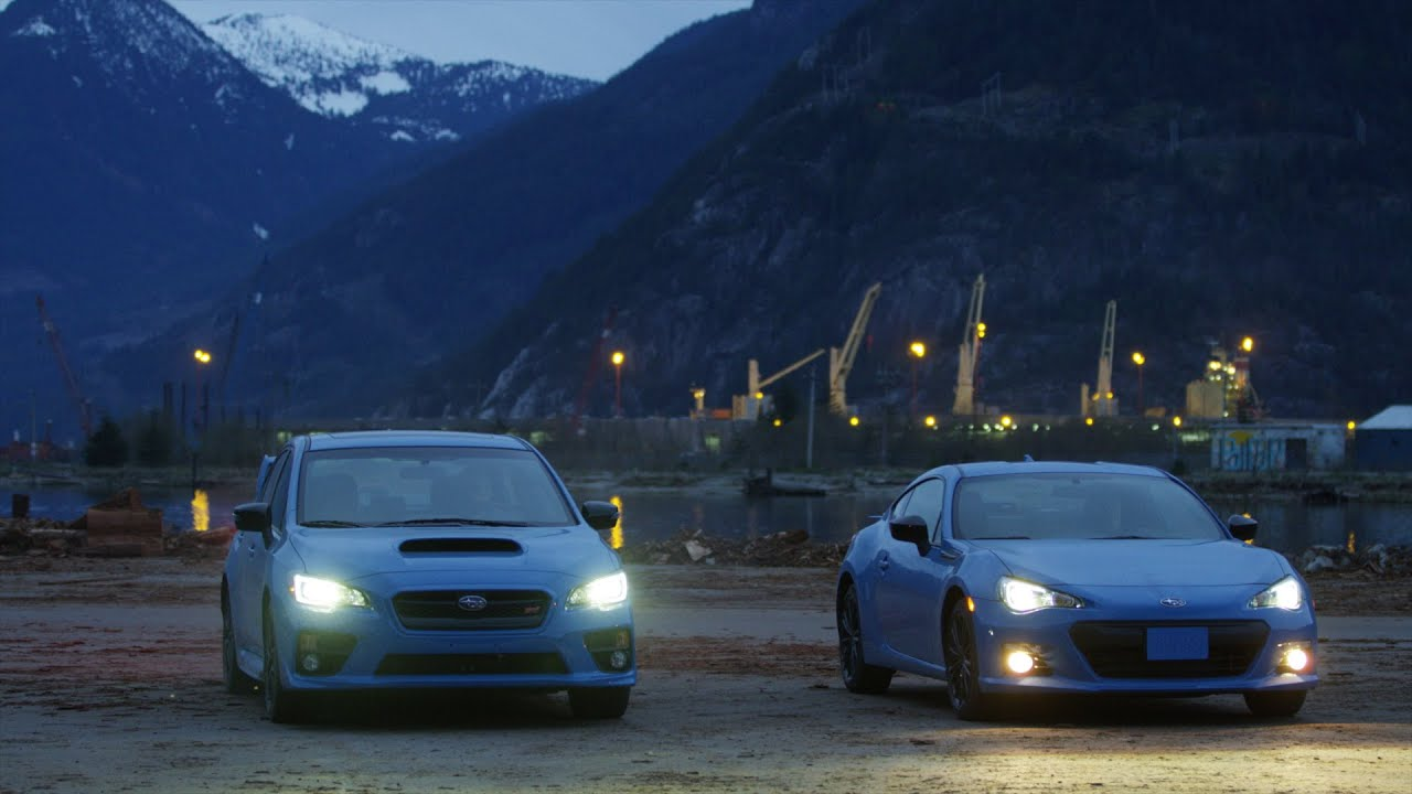 Stacking Up 2016 Wrx Sti And Brz