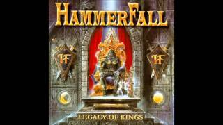 HammerFall - Legacy of Kings - Full Album