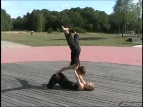 Duo Akro - Demovideo - YouTube