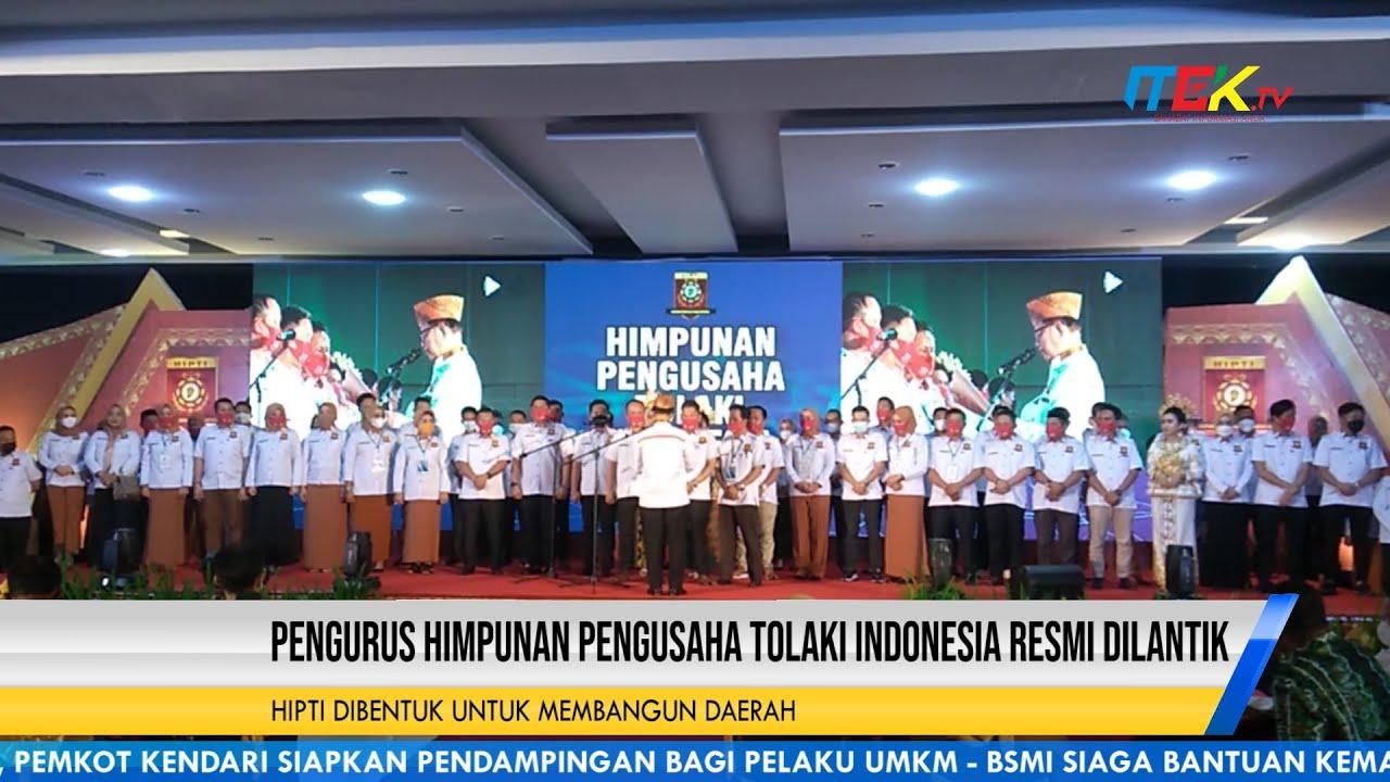 Pengurus Himpunan Pengusaha Tolaki Indonesia Resmi Dilantik