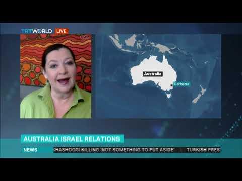 Australia Recognises Jerusalem As Israel's Capital