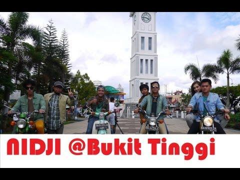 Nidji - Di Balik Layar Shooting Iklan Citilink @Bukit Tinggi, Sumatera Barat