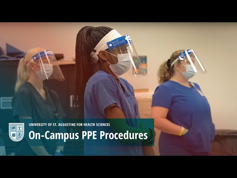 On Campus Lab PPE Procedures Video