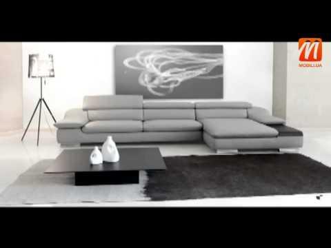 Мягкие угловые диваны для гостиной - YouTube
