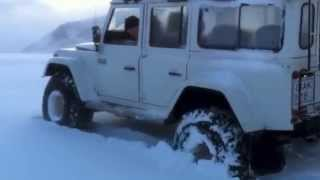 ICELAND - in a Land Rover Defender