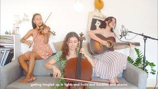 the falling christmas tree song (original) - Maya Caskie trio