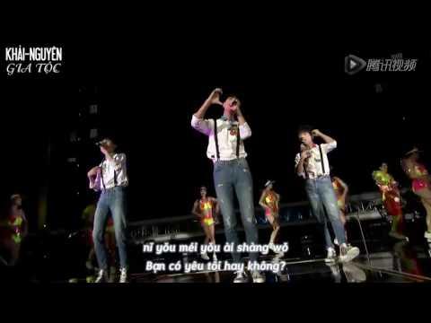 [Vietsub Live] 160806 TFBoys - Cẩm nang tôi luyện thanh xuân (青春修炼手册) @ TFBOYS FANS' TIME