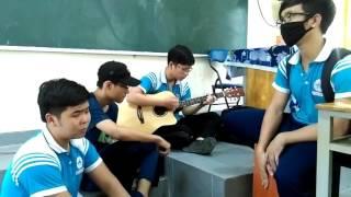 Đông Cuối ( Phúc Bồ, Kay Trần, Hà Lê ) - TLBand Guitar Cover