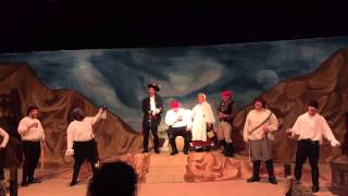 The Pirates of Penzanced - Louisiana College Departments of Theater & Opera