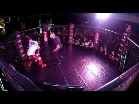 Ultra MMA | Birmingham | Darren Harding VS Reegan Hill-Mckay
