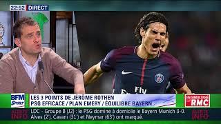 After Foot du mercredi 27/09 – Partie 1/4 - Débrief de PSG/Bayern (3-0)