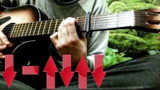 Как играть песню из трейлера The Last of Us 2 на гитаре.