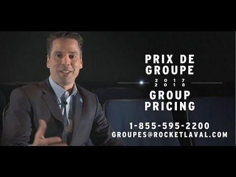 Prix de groupe | Group pricing